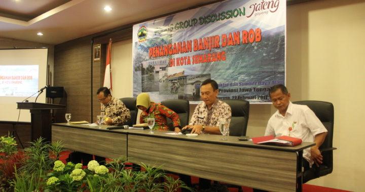 Banjir dan ROb di Semarang
